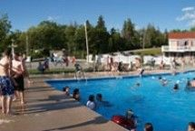 Beechbrook Camping Pool